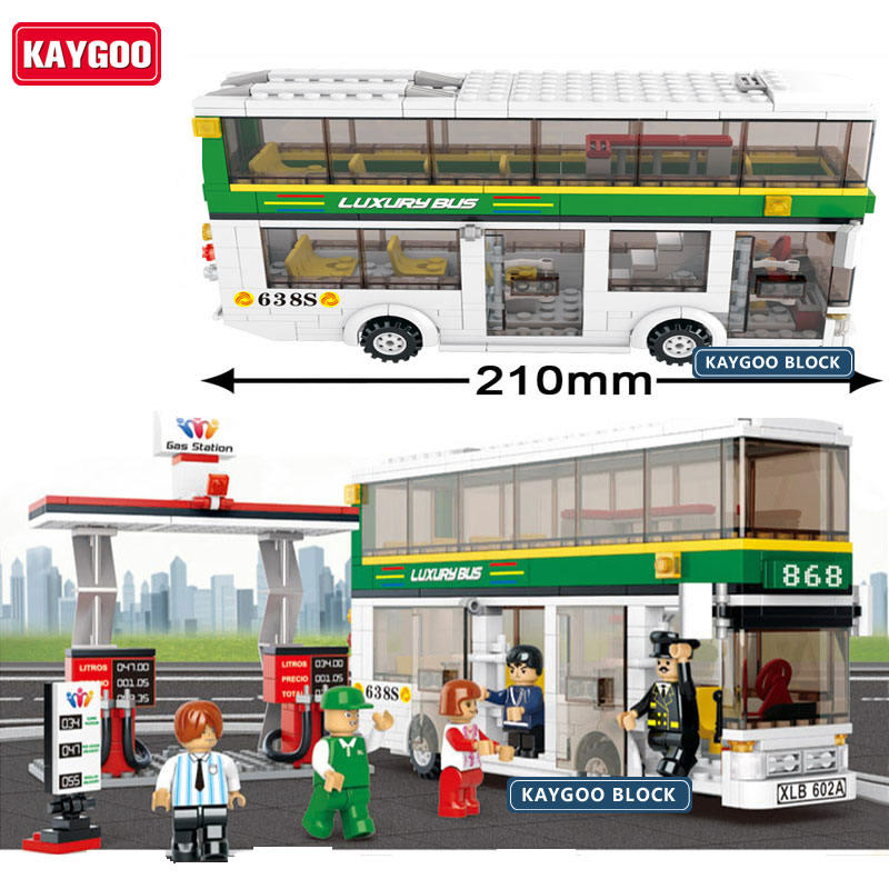 Aliexpress buy kaygoo plastic building blocks sets