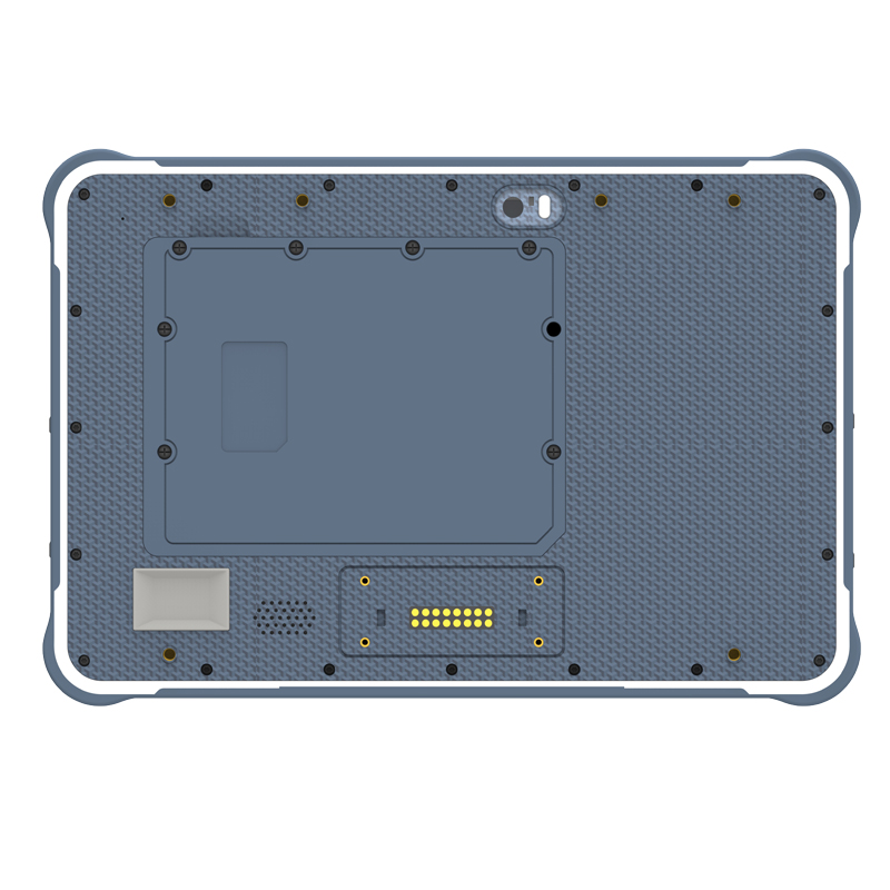Image 5 - 10.1 inch Rugged Tablet Android 7.0 RJ45 Port Hot swappable battery Rugged Tablet PC ST11-in Industrial Computer & Accessories from Computer & Office