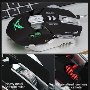 Image 5 - G9 игровая мышь, проводная USB DPI Регулируемая макро программируемая мышь, геймерская оптическая профессиональная RGB мышь, игровая мышь для ПК, компьютера