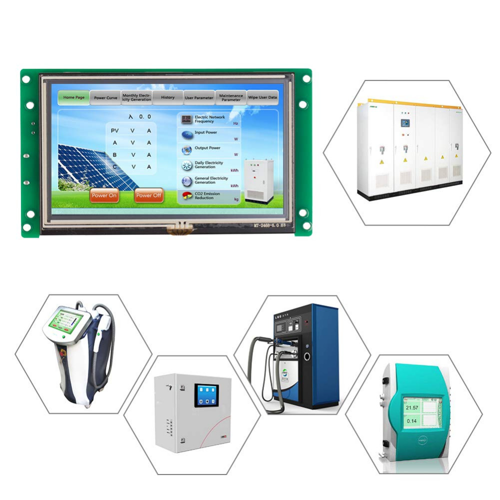 STONE LCD Module tft touch monitor 5.6 inch
