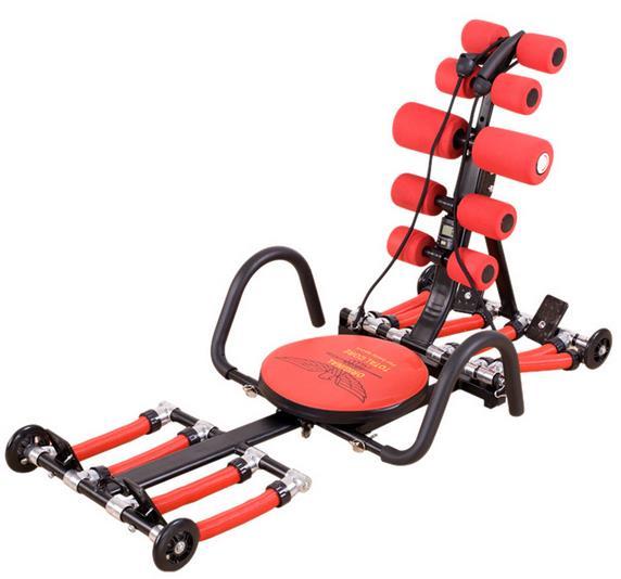 Chrismas gave ny stil funktionel Træner hjemme og gymnastik træning producent abdominal enhed maskine abdomen træner