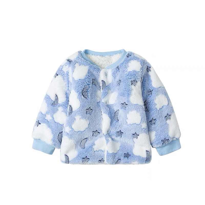 Бархатная куртка для малышей; сезон осень-зима; хлопковая куртка для малышей; детское теплое нижнее белье; хлопковое утепленное детское хлопковое белье для мальчиков и девочек
