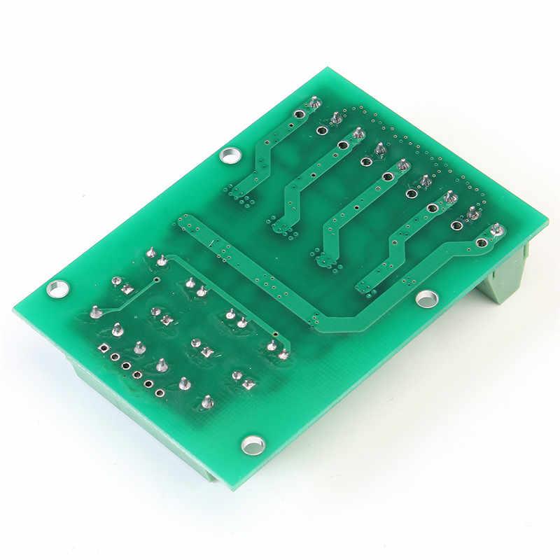 フォトカプラ絶縁リレーモジュール 4 チャンネル fet 電界効果チューブモジュール nmos FR1205 dc 5-24 v 電磁ドライバ