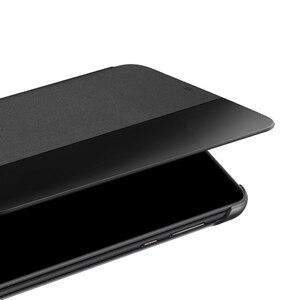 Image 3 - オリジナルhuawei社smart viewのカバー革保護カバー電話ケースP20 P20プロフリップケースハウジングスリープ機能ケース