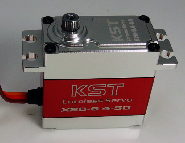 KST 78g/ 45kg/ .15 sec All Metal High Torque Digital Servo X20-8.4-50 for RC Model X20 1pcs power hd 8315tg 16kg high torque metal gear digital servo suitable for bigfoot car 0 16 sec 4 8v 0 14 sec 6 0v