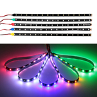 Waterproof Car Auto Decorative Flexible LED Strip 12V 30cm 15SMD High Power Car LED Daytime Running Light Car LED Strip DRL