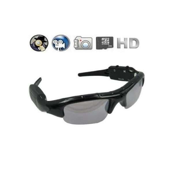 New Sunglasses Mini Camera Video & Audio RecorderNew Sunglasses Mini Camera Video & Audio Recorder