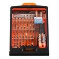 JAKEMY JM-8101 33 in1 multifuncional de destornillador de precisión Set Mini destornillador Bits Kit de herramientas de reparación de