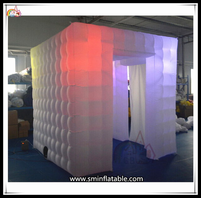 Wedding decoration inflatable mobile photo booth enclosure custom wedding decoration inflatable mobile photo booth enclosure custom logo paint photo booth equipment junglespirit Image collections