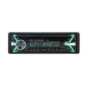 Image 4 - HEVXM 1012 12V 1 Din car MP3 playe  Car  Color Light MP3 Player  BT multi function MP3 player,