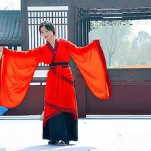 Chinese Ancient Stage Dance Wear Costume