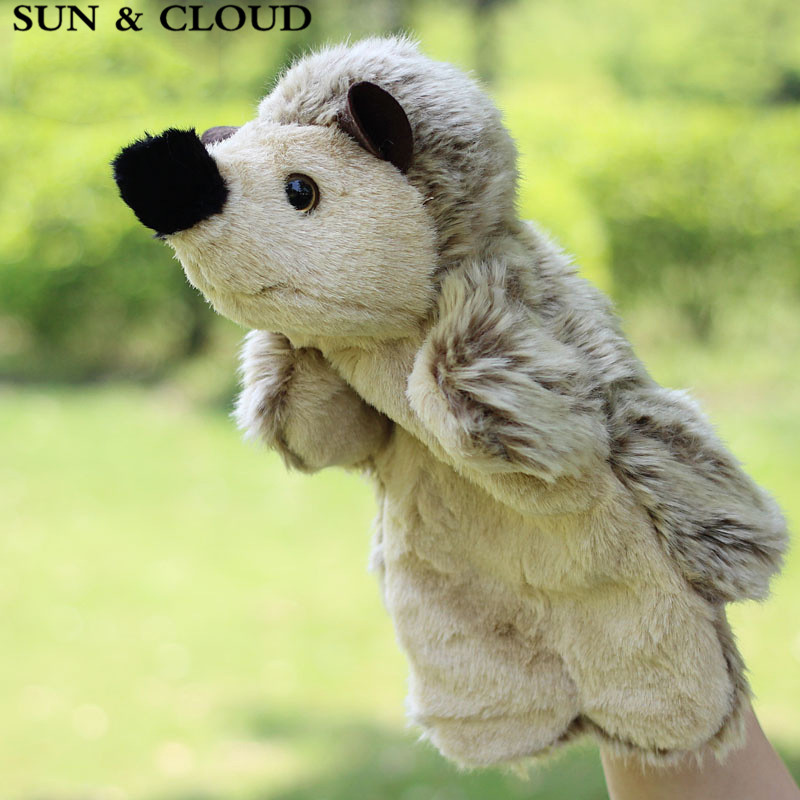 SUN & CLOUD 1 ცალი ზღარბი ხელის - პლუშები სათამაშოები - ფოტო 2