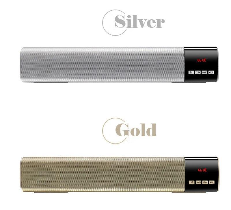Computer-lautsprecher Unterhaltungselektronik Praktisch Behatrd Leistungsstarke Computer Lautsprecher Bluetooth Lautsprecher V3.0 Tragbare Wireless Bluetooth Lautsprecher Superb Hd Sound Und Bass # G4