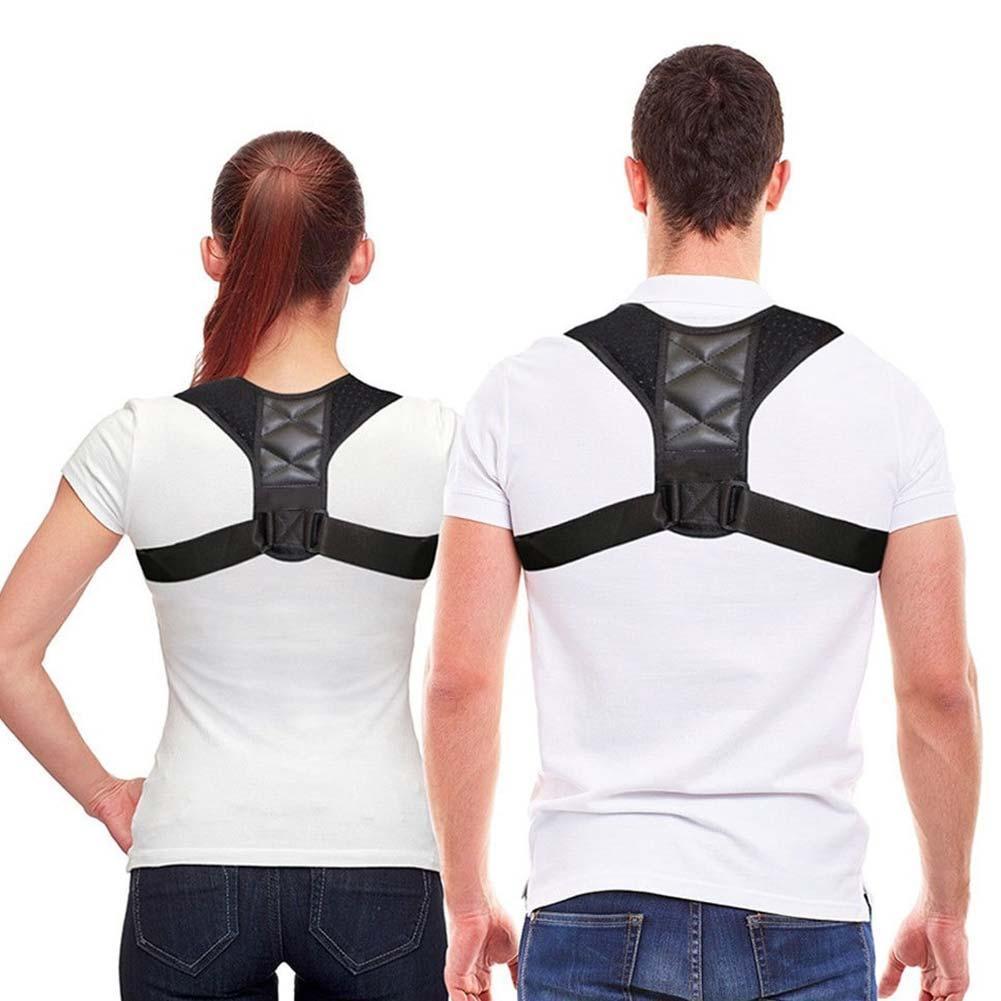 Bone Care Medical Clavicle Posture Corrector Spine Lumbar Back Shoulder Lumbar Brace Support Posture Correction Adult Children