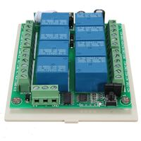 1ピース新しい電気ユニット315 mhzワイヤレスリモコン受信機リレー用ライトドアモジュールボー