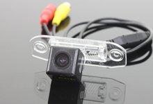 ДЛЯ Volvo C70 V70 XC 70 XC70/Автомобильная Камера Заднего вида/реверсивного Парк Камеры/HD CCD Ночного Видения Резервного копирования Парковочная Камера