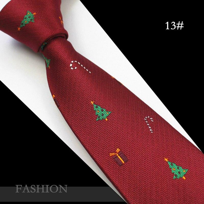New Design Animal Christmas Ties Quality Mens Silk Tie ...