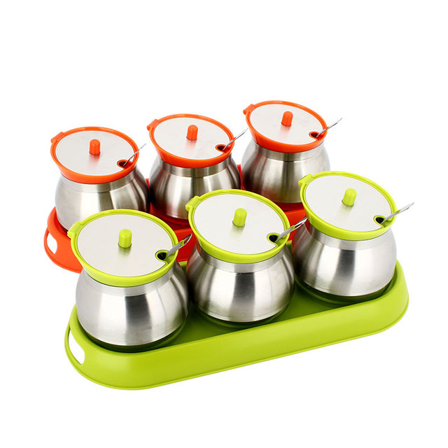 Aliexpress.Com : Buy 304 Stainless Steel Kitchen Supplies Spice
