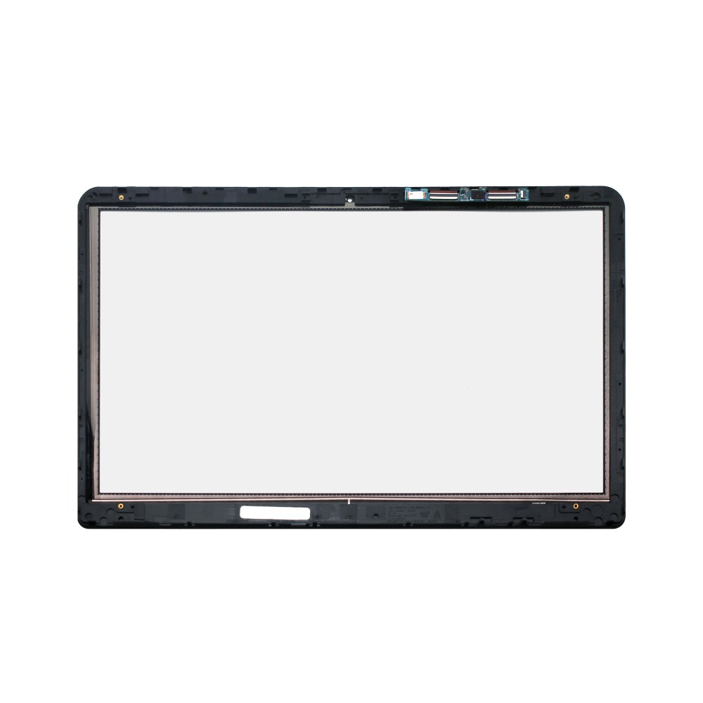 For HP ENVY X360 M6-W M6-w102dx M6-w103dx m6-w105dx M6-W011DX M6-W012DX 15.6'' Touch Screen Digitizer Glass Replacement крепление для жк дисплея ноутбука for hp hp m6 envy m6 m6 1000 m6 2000 686913 001 m6 m6 1000 m6 2000