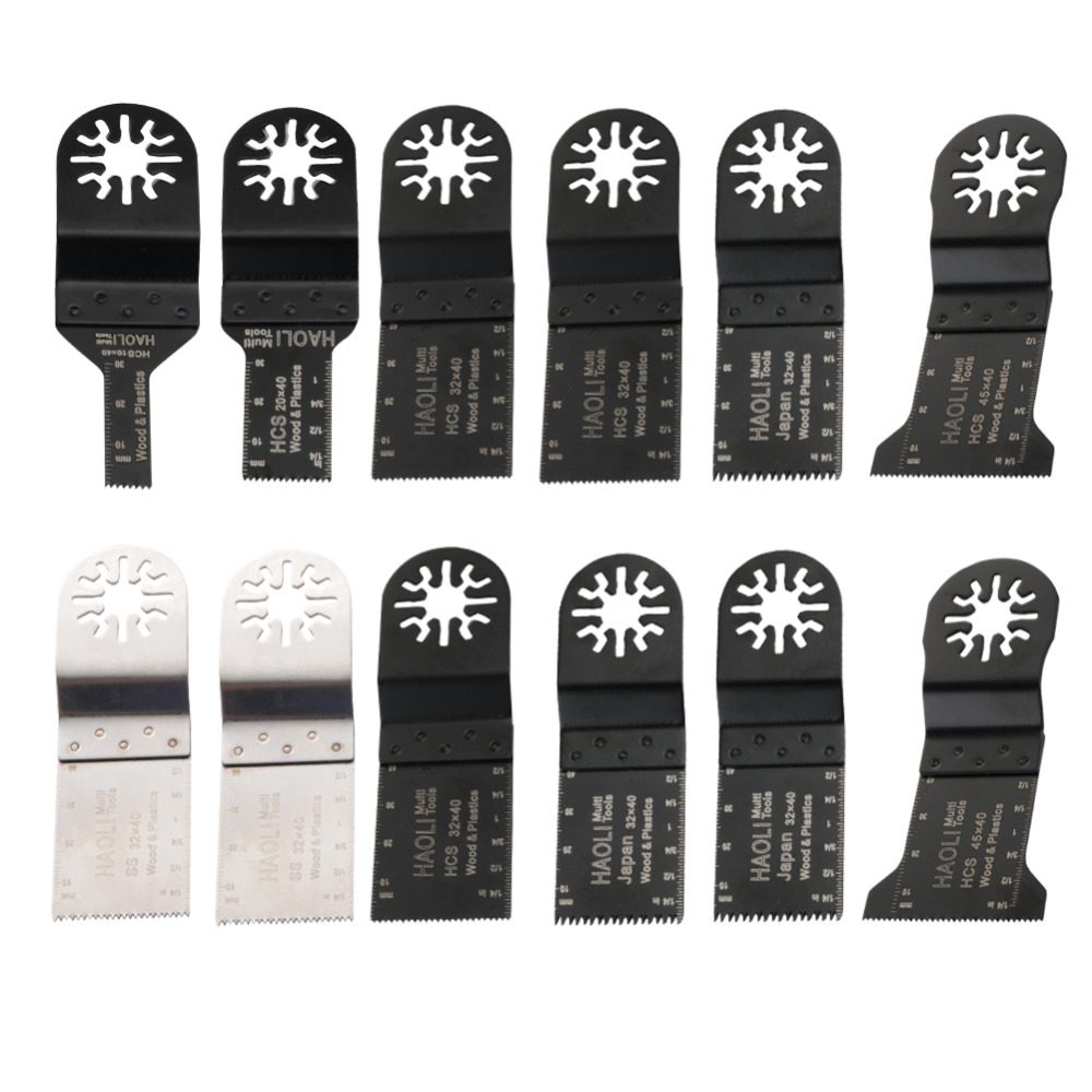 цены на 12 pcs Oscillating Multi Tool saw blade for RENOVATOR multifunction power tool such as Fein,Dremel ,TCH,FREE SHIPPING