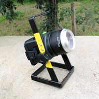 Yupard projecteur projecteur projecteur zoom torche 18650 batterie rechargeable XM-L T6 LED zoomable lampe de poche foyer lanterne