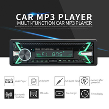 Universal Bluetooth 4 track high-power output U disk High-quality digital Stereo FM MULTI- FUNCTION Vehicle Radio MP3 CD player high quality cd the betles stereo 16cd