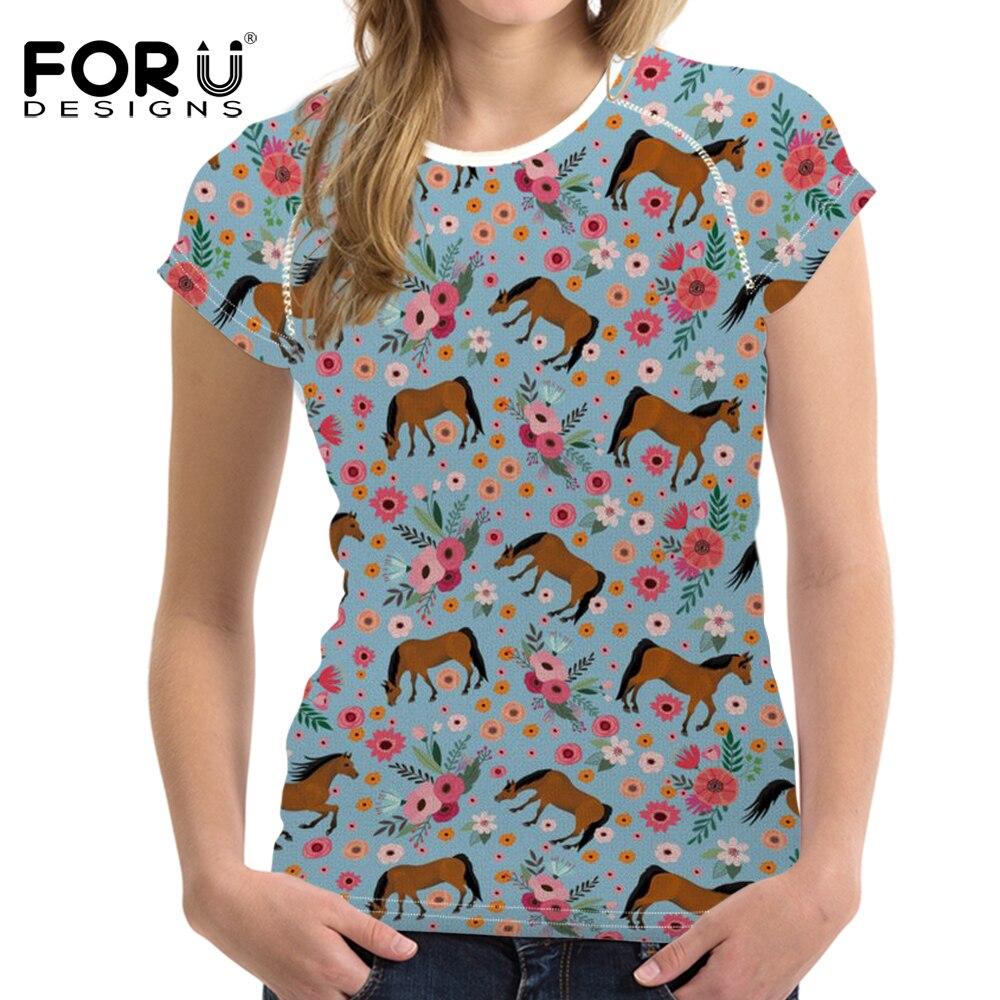 Compra tee shirt horse y disfruta del envío gratuito en AliExpress.com 4d4b15afeca