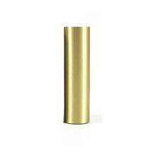 SMPL elektroniczny papieros mechaniczne Mod Mod korpus baterii Vape Box fit 18650 bateria wielokrotnego ładowania 510 nici RDA tryb Vape zestaw tanie tanio SUB TWO Metal 2000 mah 510 thread SMPL MOD gold steel black brass mechanical mod mech mod