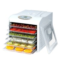 Free Shipping By DHL 1pc FD 980 Electric Food Dehydrator Fruit Vegetable Dehydrator Drying Pet Food