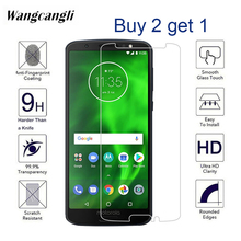купить Buy 2 get 1 2.5D Screen Protector For Motorola G6 Play/Plus Screen Protector  Film For MOTO G6 Plus  G6 Play HD Tempered Glass дешево