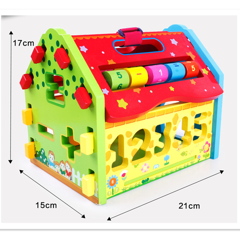New Design Interesting Montessori Educational Toy Math Toy for Baby Kid's Gift, 2 Style Novelty Educational Game Wooden Toys цена