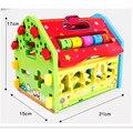 Novo Design Interessante Brinquedo Educacional Montessori Math Toy para Presente Do miúdo Do Bebê, 2 Estilo Novidade Educacional Brinquedos De Madeira Do Jogo