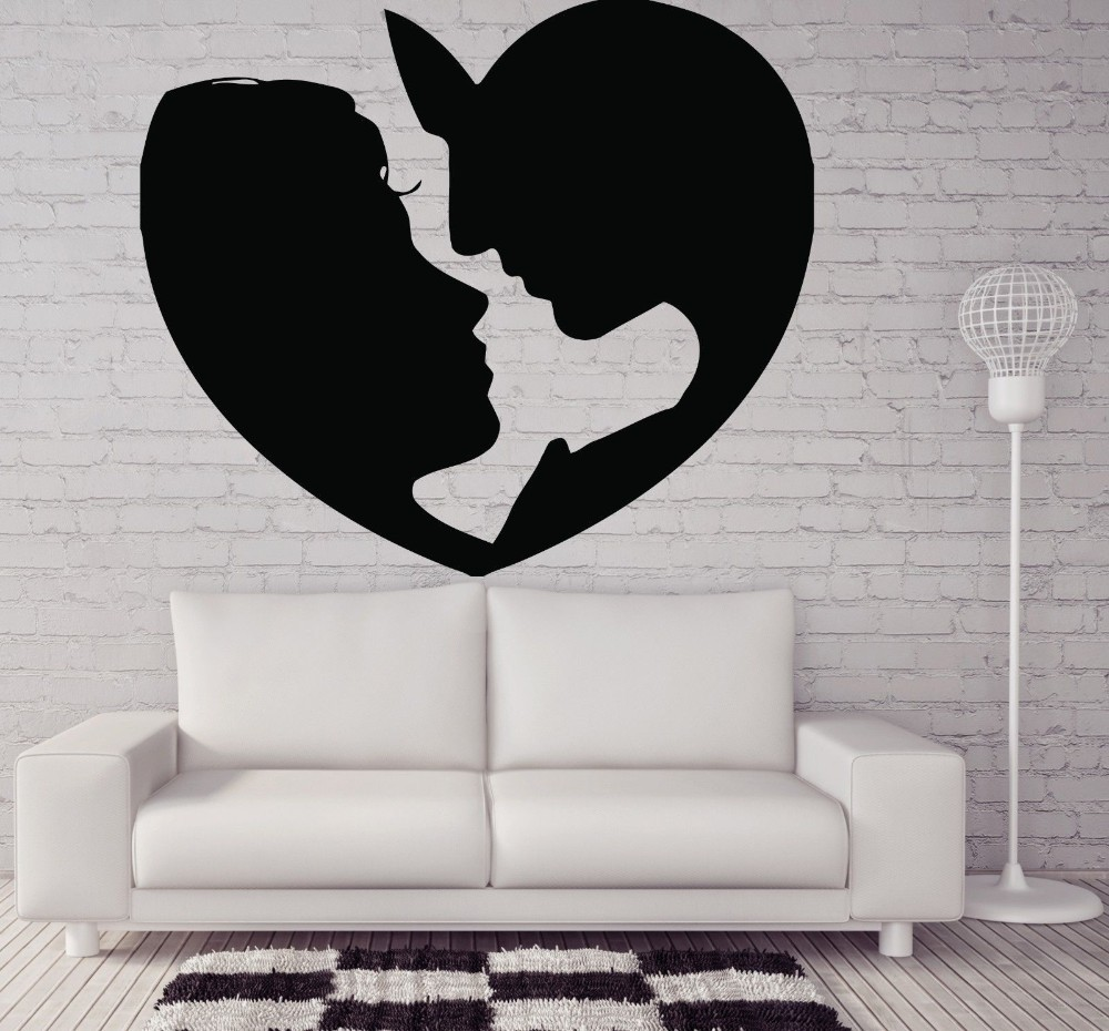 Online Shop Beautiful Removable Wall Sticker Wall Decal Vinyl Home