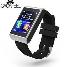 Bluetooth Smart Uhr für Männer Frauen Sport Uhren Armbanduhr Uhr Sync Notifier Unterstützung SMI TF für iphone Android Samsung Smartwatch