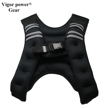 Vigor Power Gear 5 kg Weighted Vest running fitness sports equipment fitness strength trainning vest weight lifting muscle train