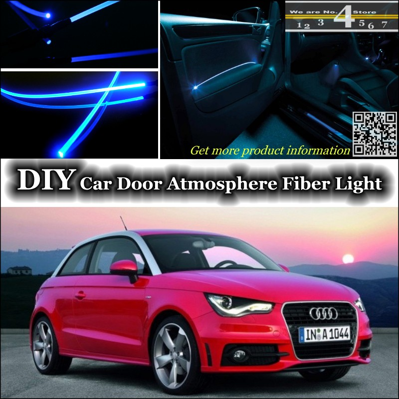 for audi a1 2010 2016 interior ambient light tuning. Black Bedroom Furniture Sets. Home Design Ideas
