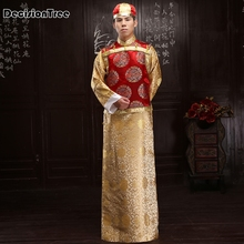 2019 new hanfu dress ancient chinese traditional costume men for kids boys hanfu cosplay child clothing