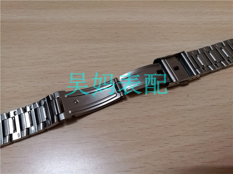 The Latest Applies To For Casio Lin-171j-1AV  2AV  7AV Watch With Lin-171d Bracelet Steel Strap Watch Accessories
