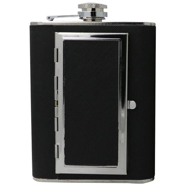 Steel Hip Flask Blunt Holder 6
