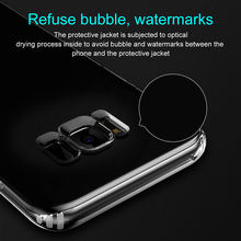 For Samsung Galaxy S8 , Galaxy S8 Plus, Baseus Transparent Case  Ultra Thin Clear Soft TPU Silicone Cover Case.
