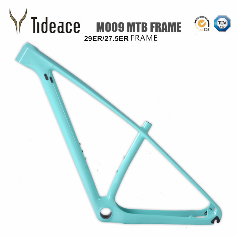 29er/27.5er Carbon Mountain Bike Frame MTB Frame 27.5 Carbon Fiber MTB Frame 650B 2017 Carbon MTB Frame 27.5ER with BB&shafter 2017 mtb bicycle 29er carbon frame chinese mtb carbon frame 29er 27 5er carbon mountain bike frame 650b disc carbon mtb frame 29