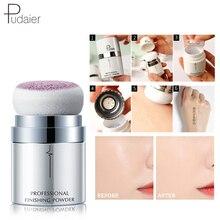 Pudaier Brand 12 Colors Loose Powder Mushroom Face Contour Oil-control Finishing Setting Makeup Foundation