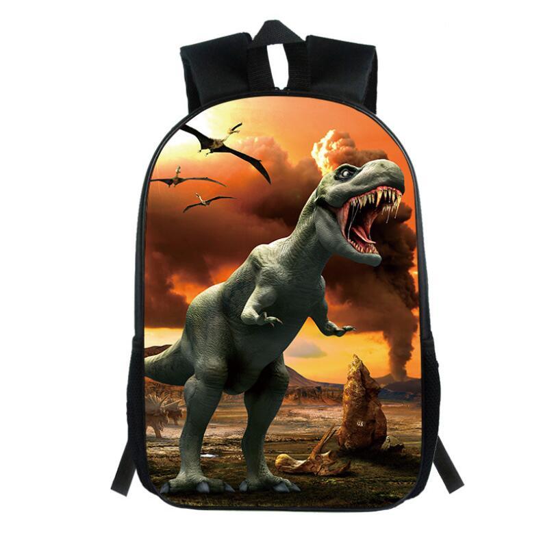2018 Newest Small Child School Bag For Boys Backpack,3D Animals Dinosaur Back Pack For Kids,Girls Small School Bag For Child