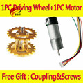 Official DOIT Metal Driving Wheel+phi 4mm Motor for Tank Chassis Crawler DIY RC Toy Remote Control Tracked Vehicle Car
