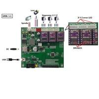 CNC Mini laser engraving machine Controller Board 3 Axis GRBL USB Port Laser engraver control V3.3 for CNC3018 CNC2418 CNC1610