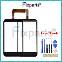 For HTC Incredible S G11 S710e PG32130 Touch  Screen Outer Glass Lens Replacement Repair Spare Parts + Tools  Free Shipping цена