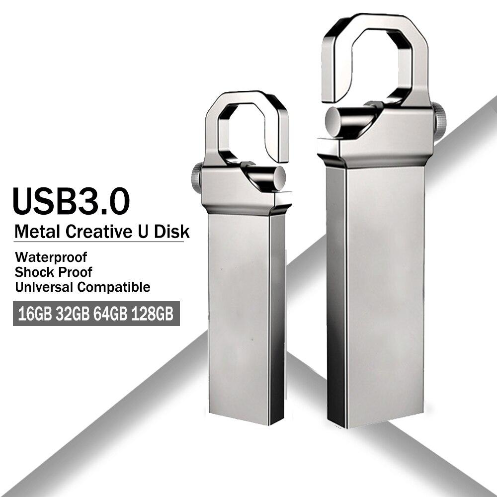 Pendrive 128 GB 64 GB 32 GB OTG USB Flash Drive 128GB 64GB 32GB 16GB 8GB Pen Drive Pendrive Cle USB 3.0 Flash Disk Memory Stick