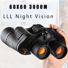 60x60 3000M HD Professional Hunting Binoculars Telescope Nig