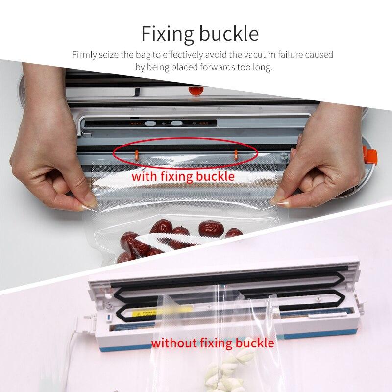 TINTON LIFE - Machine emballage sous vide alimentaire pour un stockage longue durée des aliments 4