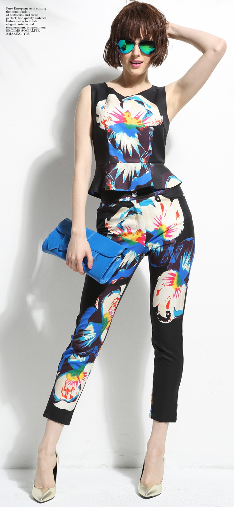 Cool Women Summer pant suits (11)